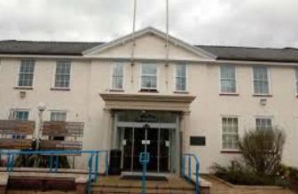 Brecon war memorial hospital