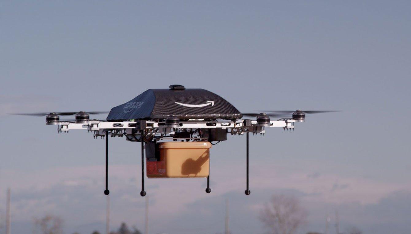 Amazon drone, delivery,
