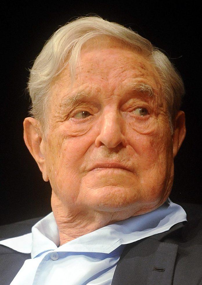 George Soros, conspiracy