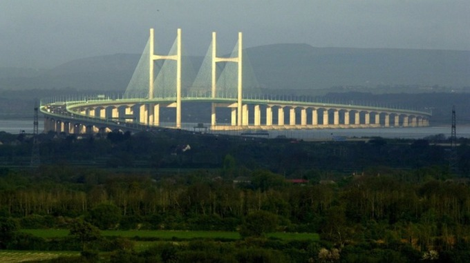 Prince of Wales, Toll Booths, Severn crossing,